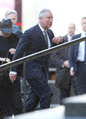 Principe Carlo, Prince of Wales - Londra - 14-12-2017 - Kate, William e Harry ricordano le vittime della Grenfell Tower
