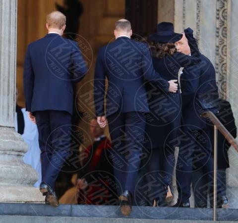 Principe William, Kate Middleton, Principe Harry - Londra - 14-12-2017 - Kate, William e Harry ricordano le vittime della Grenfell Tower