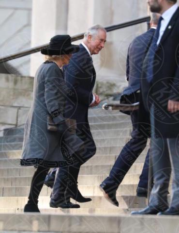 Prince of Wales, Charles, Camilla Parker Bowles, Camilla - Londra - 14-12-2017 - Kate, William e Harry ricordano le vittime della Grenfell Tower