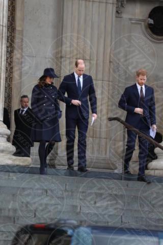 Catherine, Principe William, Kate Middleton, Principe Harry - Londra - 14-12-2017 - Kate, William e Harry ricordano le vittime della Grenfell Tower