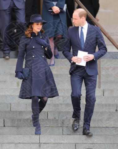 Catherine, Principe William, Kate Middleton - Londra - 14-12-2017 - Kate, William e Harry ricordano le vittime della Grenfell Tower