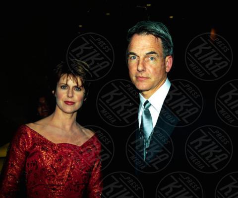 Pam Dawber, Mark Harmon - Los Angeles - 17-02-2000 - Le celebrity in coppia che non sapevi fossero... coppie!