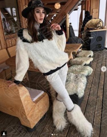 Kristyna Schickova - Milano - 01-03-2018 - La sorella del calciatore manda in tilt il web
