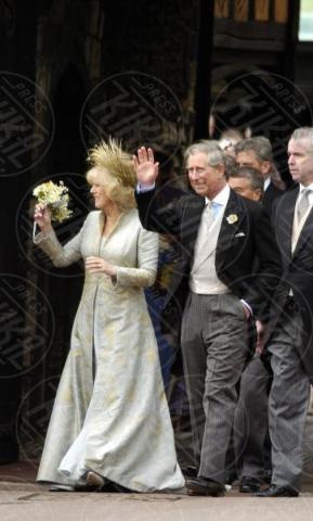 Principe Carlo d'Inghilterra, Camilla Parker Bowles - 09-04-2005 - Harry e Meghan all'altare insieme? Non sarebbe la prima volta...