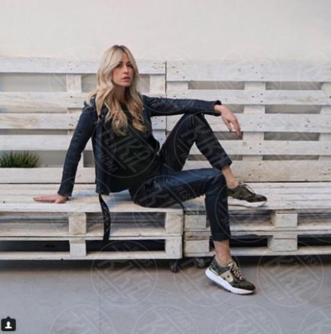 Elena Santarelli - Roma - Elena Santarelli, la toccante lettera del figlio Giacomo