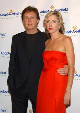 "Heather Mills, Paul McCartney - Century City - 15-10-2004 - Heather McCartney: ""non sono una prostituta"""