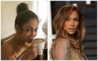 Jennifer Lopez - Hollywood - 23-10-2017 - Prima e dopo: il miracolo del make up!