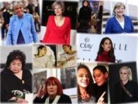 10 donne che hanno lasciato  il segno - 21-12-2017 - 2017: le donne che hanno lasciato il segno