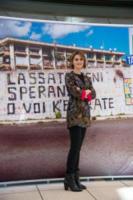 Paola Cortellesi - Roma - 22-12-2017 - Paola Cortellesi e Antonio Albanese di nuovo insieme al cinema