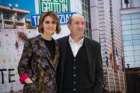 Paola Cortellesi, Antonio Albanese - Roma - 22-12-2017 - Paola Cortellesi e Antonio Albanese di nuovo insieme al cinema