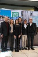 Roma - 22-12-2017 - Paola Cortellesi e Antonio Albanese di nuovo insieme al cinema