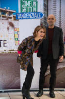 Riccardo Milani, Paola Cortellesi - Roma - 22-12-2017 - Paola Cortellesi e Antonio Albanese di nuovo insieme al cinema