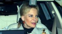 Princess Michael of Kent - Londra - 20-12-2017 - La principessa del Kent chiede scusa per la spilla razzista