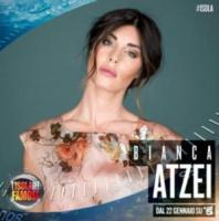 Bianca Atzei - Milano - L'Isola dei Famosi: ecco i primi concorrenti ufficiali