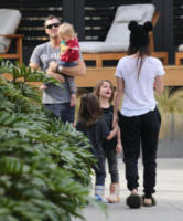 Journey River Green, Noah Green, Megan Fox, Brian Austin Green - Malibu - 07-01-2018 - Megan Fox-Brian Austin Green: che bella famigliola!