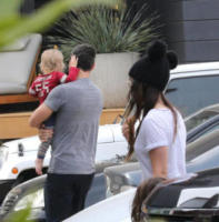 Journey River Green, Megan Fox, Brian Austin Green - Malibu - 07-01-2018 - Megan Fox-Brian Austin Green: che bella famigliola!