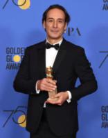 Alexandre Desplat - Beverly Hills - 07-01-2018 - Golden Globe 2018: trionfa Tre Manifesti a Ebbing, Missouri