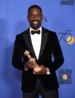 Sterling K. Brown - Beverly Hills - 07-01-2018 - Golden Globe 2018: trionfa Tre Manifesti a Ebbing, Missouri