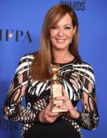 Allison Janney - Beverly Hills - 07-01-2018 - Golden Globe 2018: trionfa Tre Manifesti a Ebbing, Missouri