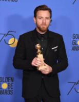 Ewan McGregor - Beverly Hills - 07-01-2018 - Golden Globe 2018: trionfa Tre Manifesti a Ebbing, Missouri