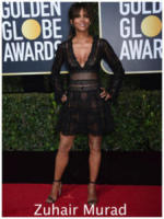 Halle Berry - Beverly Hills - 08-01-2018 - Golden Globe 2018: gli stilisti sul red carpet