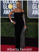 Mary J. Blige - Beverly Hills - 08-01-2018 - Golden Globe 2018: gli stilisti sul red carpet