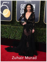 Catherine Zeta Jones - Beverly Hills - 08-01-2018 - Golden Globe 2018: gli stilisti sul red carpet