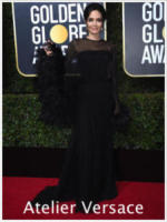 Angelina Jolie - Beverly Hills - 08-01-2018 - Golden Globe 2018: gli stilisti sul red carpet