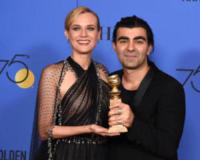 Diane Kruger - Beverly Hills - 07-01-2018 - Golden Globe 2018: trionfa Tre Manifesti a Ebbing, Missouri