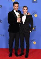 Dave Franco, James Franco - Beverly Hills - 07-01-2018 - Golden Globe 2018: trionfa Tre Manifesti a Ebbing, Missouri