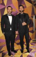 Jwan Yasef, Ricky Martin - Los Angeles - 08-01-2018 - Paris Hilton sfoggia l'anello di fidanzamento al party HBO