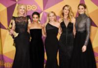 Shailene Woodley, Zoe Kravitz, Laura Dern, Reese Witherspoon, Nicole Kidman - Beverly Hills - 07-01-2018 - Paris Hilton sfoggia l'anello di fidanzamento al party HBO