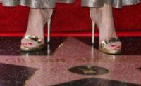 Gillian Anderson - Hollywood - 08-01-2018 - Gillian Anderson, la stella di X-Files sulla Walk of Fame