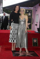 Annabeth Gish, Gillian Anderson - Hollywood - 08-01-2018 - Gillian Anderson, la stella di X-Files sulla Walk of Fame