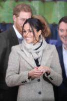Meghan Markle, Principe Harry - Londra - 09-01-2018 - Emily Ratajkowski mostra l'enorme anello di fidanzamento