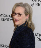 Meryl Streep - New York - 10-01-2018 - Shiloh, braccio al collo sul red carpet con mamma Angelina