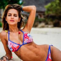 MICHELA PERSICO - 10-01-2018 - Estate 2018: Bikini, trikini, intero, qual è il costume per te?