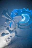 Ice Hotel Games of Thrones - Lapponia - 10-01-2018 - Ice Hotel: l'albergo ispirato a Game of Thrones