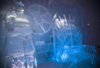 Ice Hotel Games of Thrones - Lapponia - 19-12-2017 - Ice Hotel: l'albergo ispirato a Game of Thrones