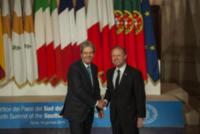 Joseph Muscat, Paolo Gentiloni - Roma - 10-01-2018 - Il Sud Europa unito a favore dei migranti