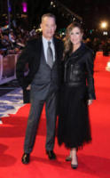 Tom Hanks, Rita Wilson - Londra - 10-01-2018 - The Post, tridente di stelle per la premiere a Londra