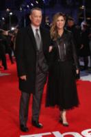 Tom Hanks, Rita Wilson - Londra - 10-01-2018 - The Post, tridente di stelle per la premiere a Londra