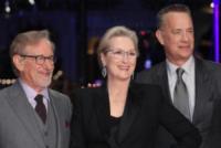 Tom Hanks, Steven Spielberg, Meryl Streep - Londra - 10-01-2018 - The Post, tridente di stelle per la premiere a Londra