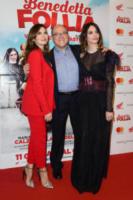 Maria Pia Calzone, Ilenia Pastorelli, Carlo Verdone - Roma - 10-01-2018 - Benedetta Follia, Ilenia Pastorelli nuova musa di Carlo Verdone