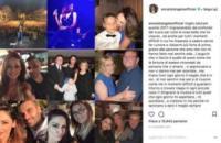 Anna Tatangelo - 11-01-2018 - Tatangelo - D'Alessio: lei compie gli anni, ma lui...