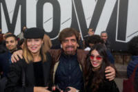 Cristina Chiabotto, Valerio Staffelli - Firenze - 10-01-2018 - Aida Yespica, dalla barca di Gianluca Vacchi a Pitti Uomo