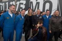 Aeronatica Militare, Valerio Staffelli - Firenze - 10-01-2018 - Pitti Uomo 93: Francesco Monte un anno dopo, senza Cecilia