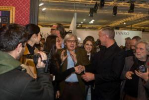Vittorio Sgarbi - Firenze - 10-01-2018 - Pitti Uomo 93: Francesco Monte un anno dopo, senza Cecilia