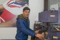 Aldo Montano - Firenze - 11-01-2018 - Pitti Uomo 93, Cecilia Rodriguez e Moser si prendono la scena