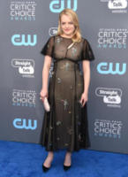 Elisabeth Moss - Santa Monica - 11-01-2018 - Critics' Choice Awards: sul red carpet si rivedono... i colori!